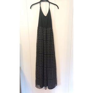 Sparkle & Fade Maxi Dress